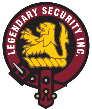 Legendary Security logo